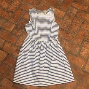 NWT J. Crew stripe fit and flare